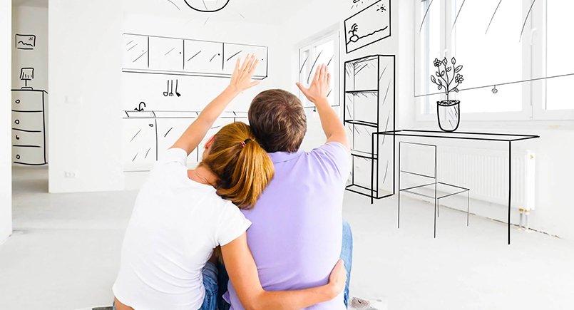 Pequenas reformas em casa que fazem toda a diferença!