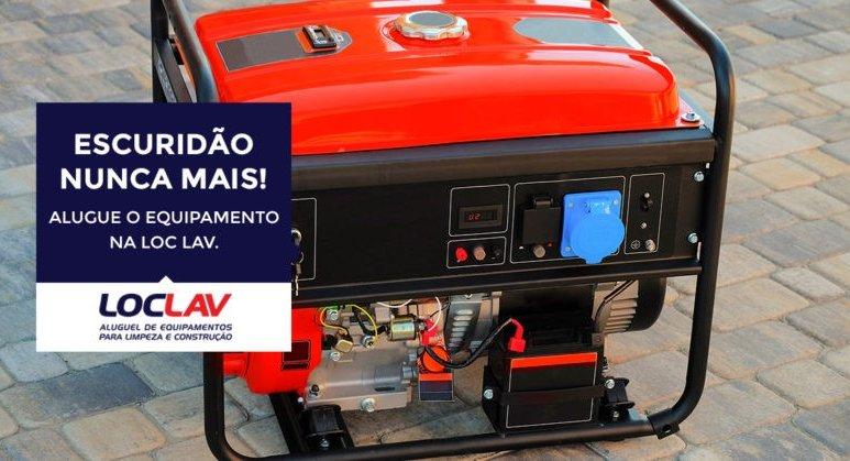 GERADOR DE ENERGIA: GARANTIA DE TRANQUILIDADE