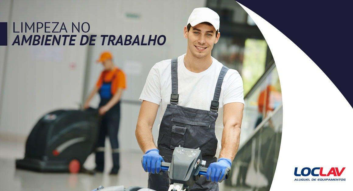 DICAS PARA MANTER SEU AMBIENTE DE TRABALHO LIMPO