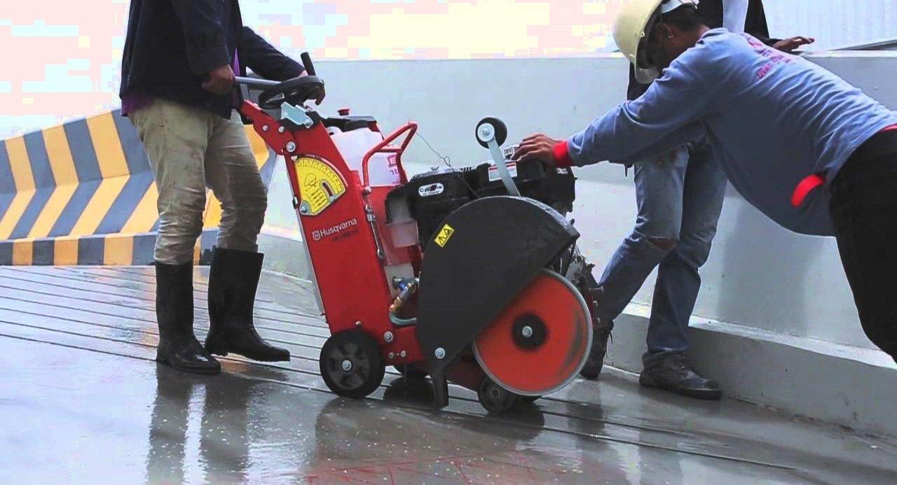 Cortadora de Piso – mais eficiência e precisão no corte de pisos.