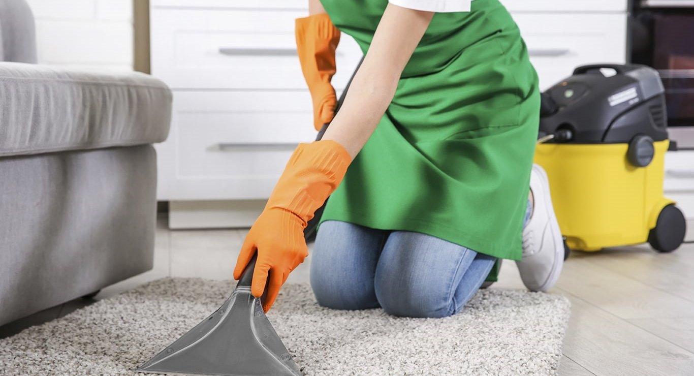 A multifuncionalidade da lavadora de carpetes
