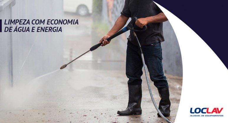 LAVADORAS DE ALTA PRESSÃO 2200 LBS PARA UMA LIMPEZA COM POUCO ESFORÇO E BAIXO CONSUMO DE ÁGUA E ENERGIA