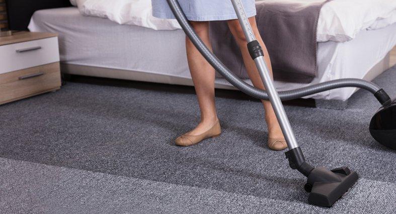 Preparação e limpeza do seu hotel para o final do ano