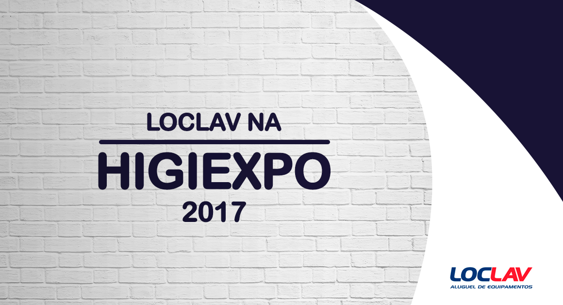 LOCLAV NA HIGIEXPO 2017