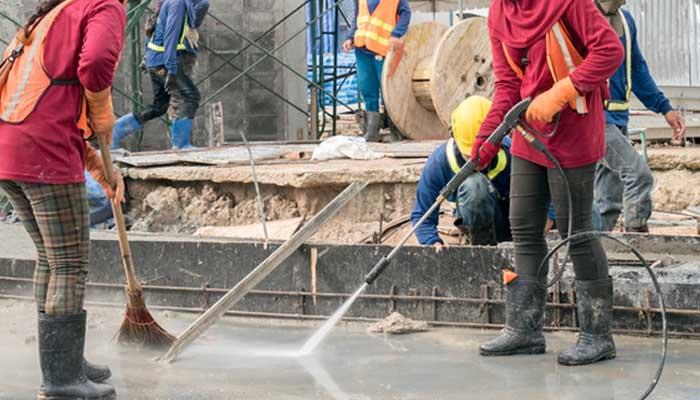 4 maneiras de economizar água na construção civil