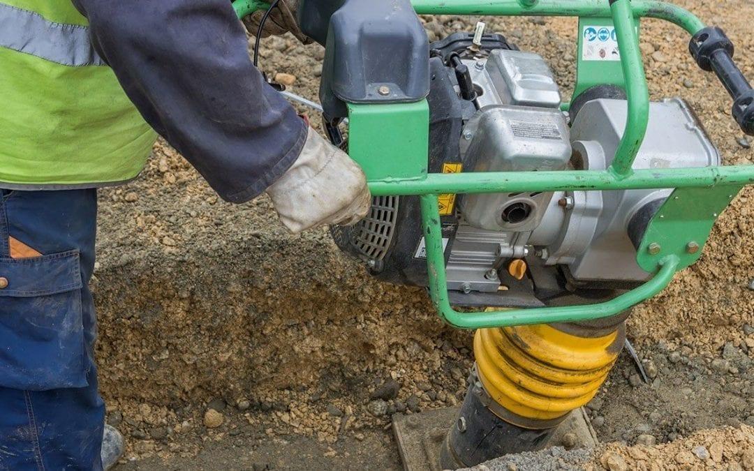 Compactador de solo – qual é o melhor para o tipo de solo da sua obra?
