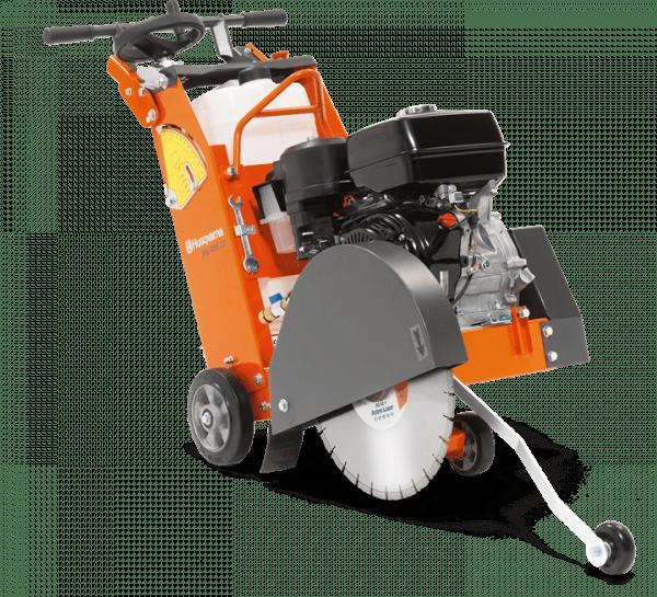 cortadora de piso a gasolina