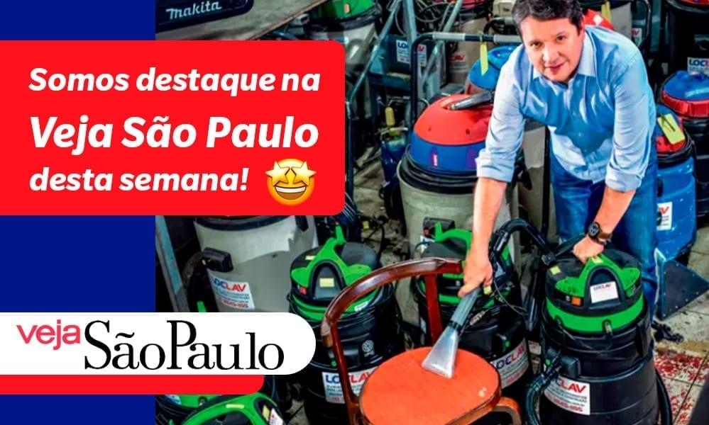 Somos destaque da Veja São Paulo desta semana!